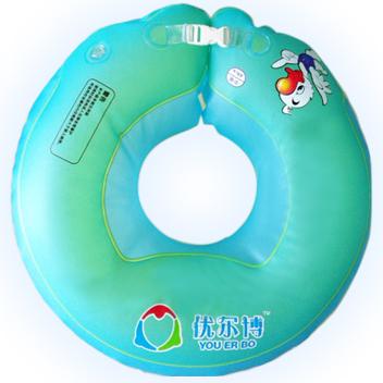 新品优尔博腋下圈 婴儿游泳馆必备安全美观宝宝游泳圈